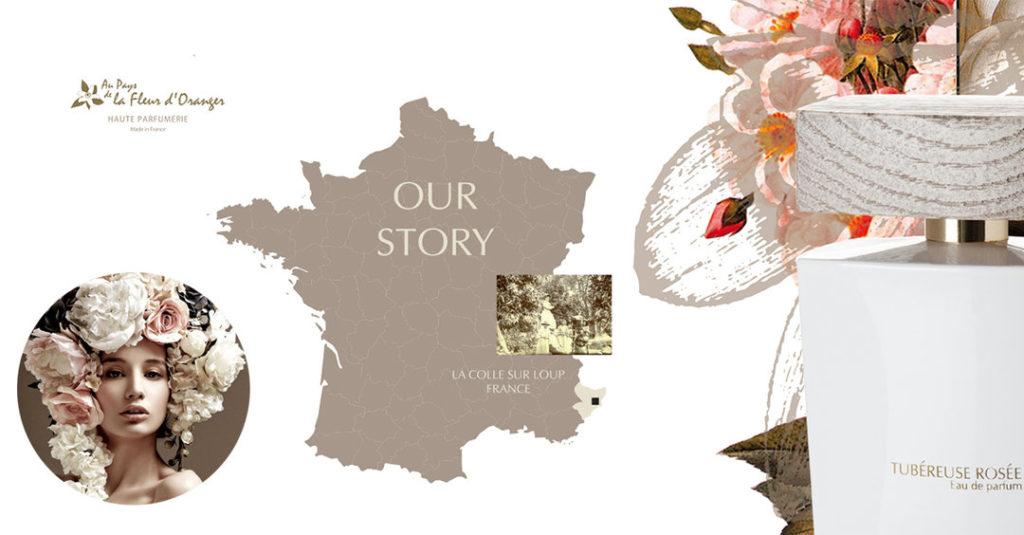histoire d'Au pays de leur d'Oranger | Virginie Roux